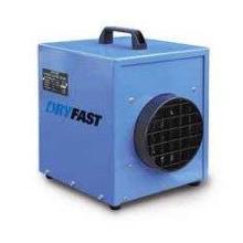 Canon à chaleur électrique DFE 25 T