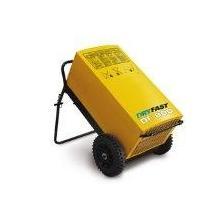 Bouwdroger DF 800 met ingebouwde Aspen pompkit en filter