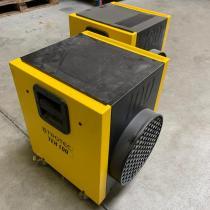 TEH100  400V kachel, 9/13/18 kW - slechts 1 X gebruikt zo goed als nieuw