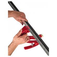 side clamp foam rail montage